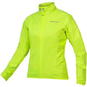 Endura Xtract Jacket Women neon yellow